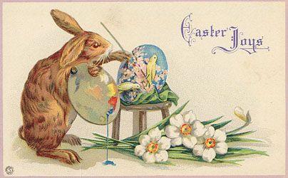 Tn2 Rabbit-Painting-Easter-Egg