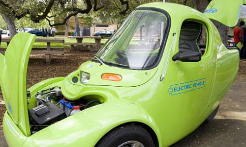 Electric Minicar