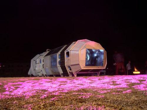 Garbage Spaceship Ext-1