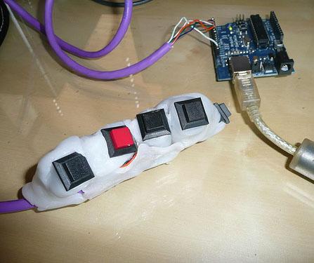 Arduino Textkeyer2
