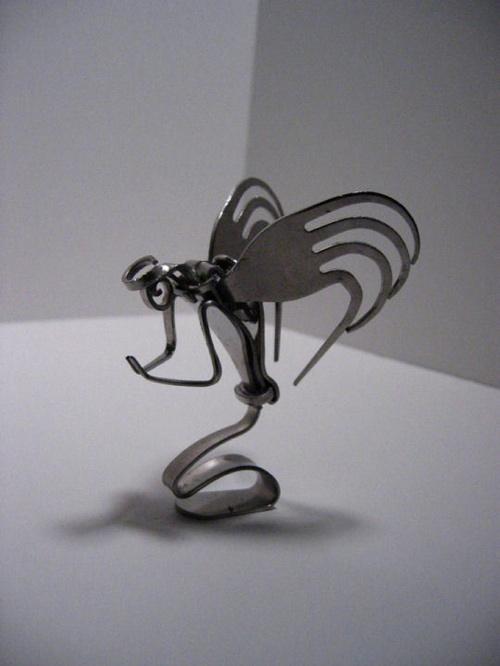 Cutlery-Art-Butterfly