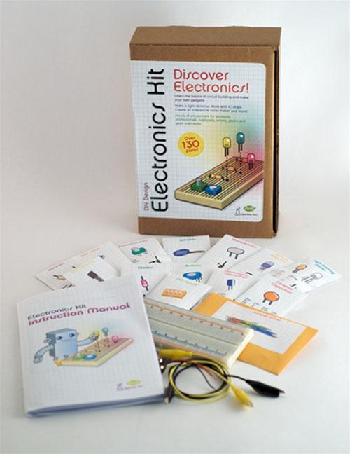 Diy Discover Electronics Kit