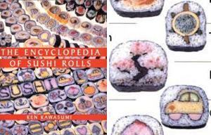 encyclopedia of sushi rolls