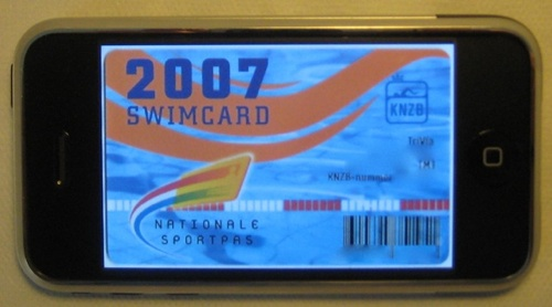 Swimcard 2