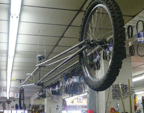 Chas-Longbike