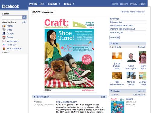 Craftfacebook