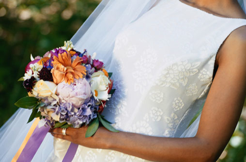 Diywedding Bouquet