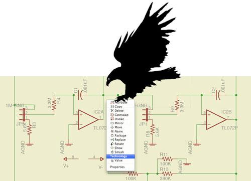 Eagle5 Menubird
