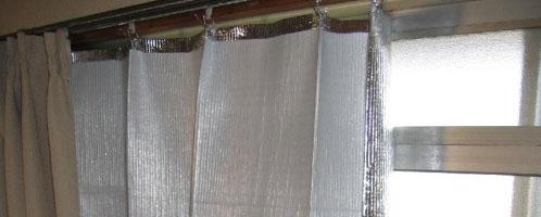 Heatblocking Curtains