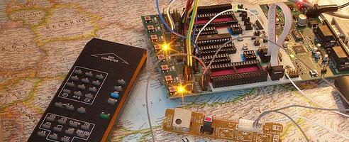 Infraredcontrol Arduino Crop