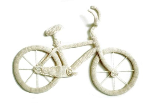 knit bicycle