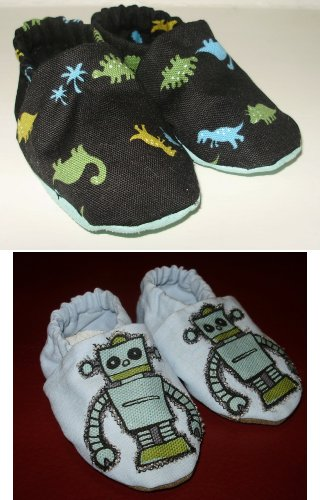 make baby booties