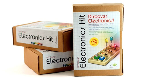 Discover Electronics Kit
