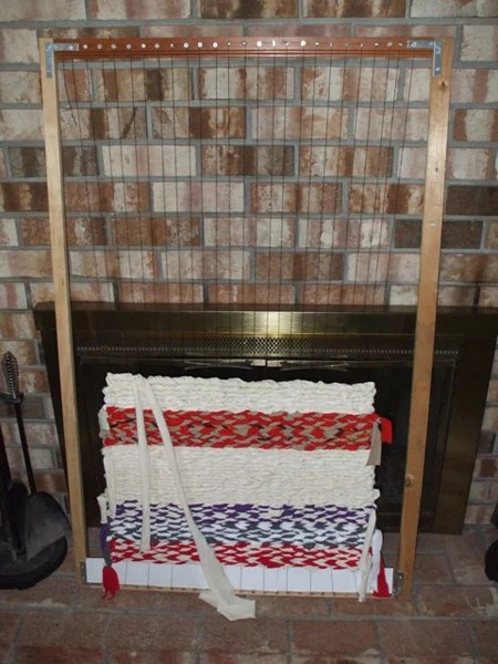 HOW TO - Make a Floor Loom | Make: