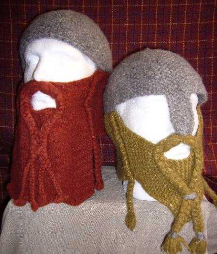 Dwarven Battle Bonnet
