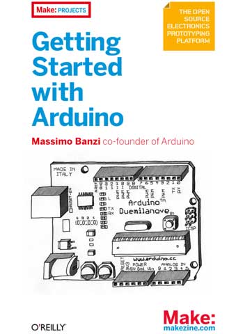 Arduino Book Cover