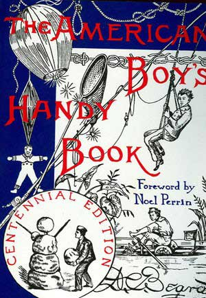 The American Boy's Handy Book cover