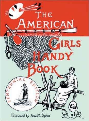 The American Girl's Handy Book Cover