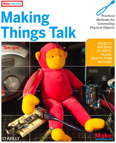 Making Things Talk Book Cover