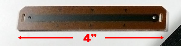 Sx150 Control Strip