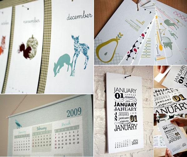 2009 calendar roundup