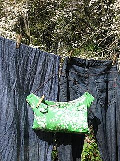 Upcycledclothespinbag