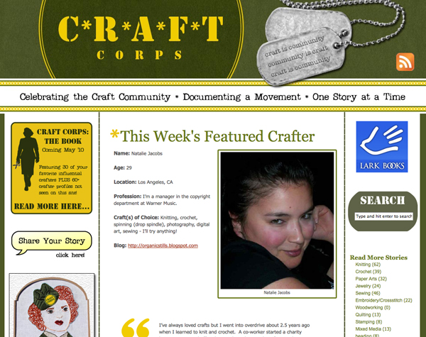 Craftcorps Site