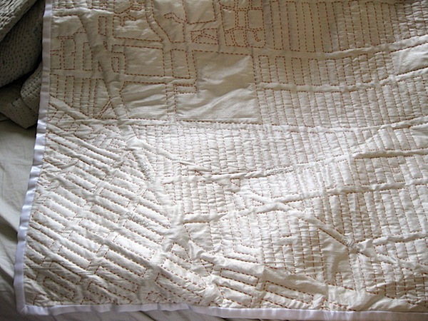 Custom Map Quilts | Make: on