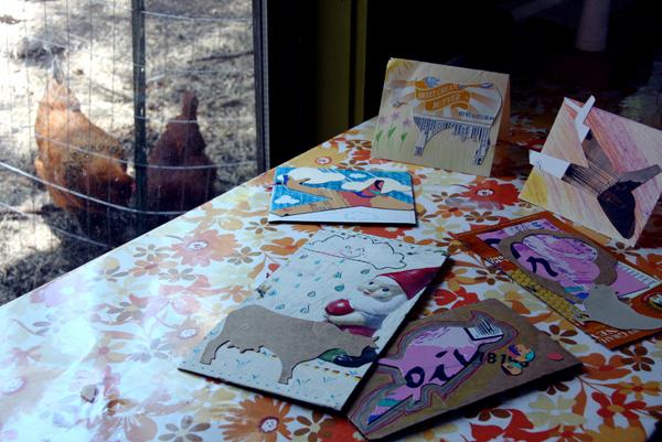 Stationery Cards2