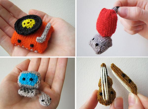 Mochimochi Tinyknits