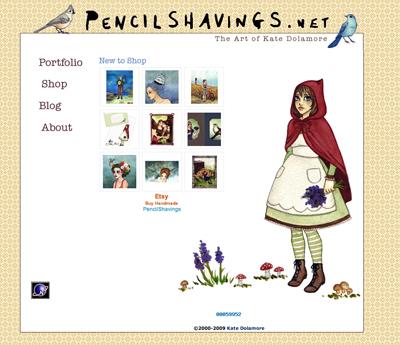 Indiefixx Pencilshavings