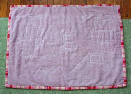 Kidsdraw Towelmat 01