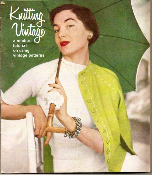 Knittingvintage Stitchcraft