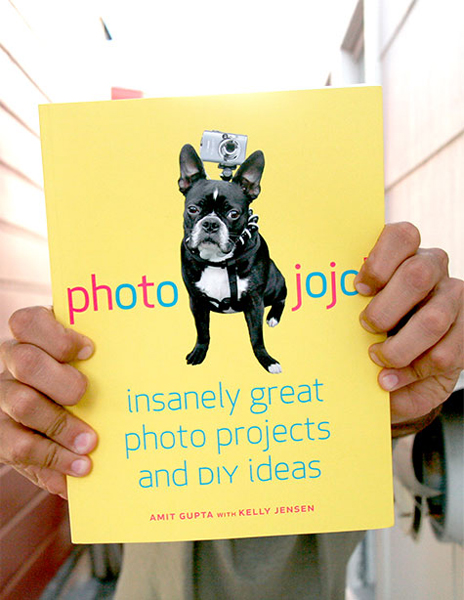 Photojojo Bookcover