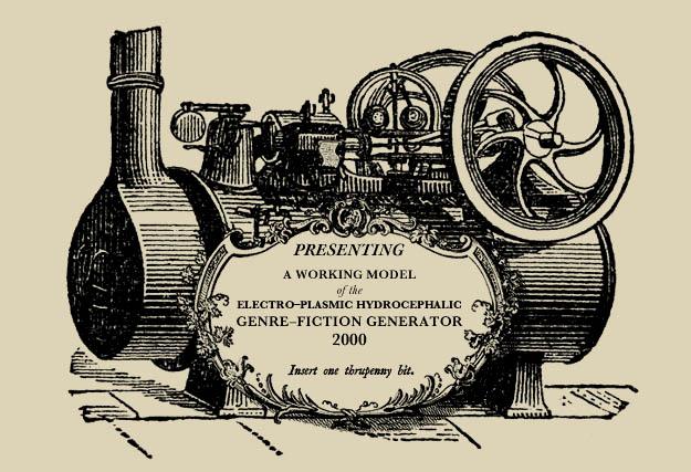 Genre-fiction generator | Make:
