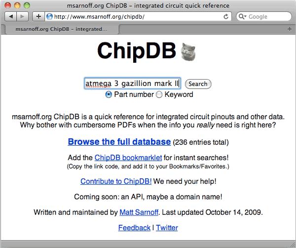 ChipDB
