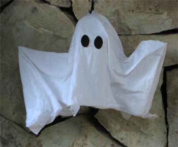 Hanging Lantern Ghosts