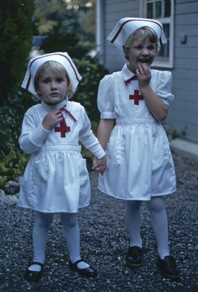 Laura Halloween Nurses