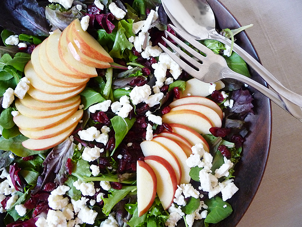 Thanksgiving Cranberrysalad-1
