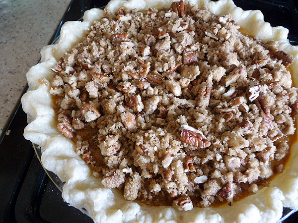 Thanksgiving Pie-Addtopping
