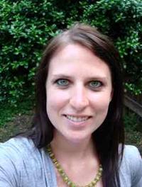 Author Ashley Messick