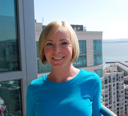 Author Heather Hudak