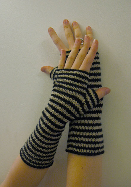 Fingerlessmitts Ladies
