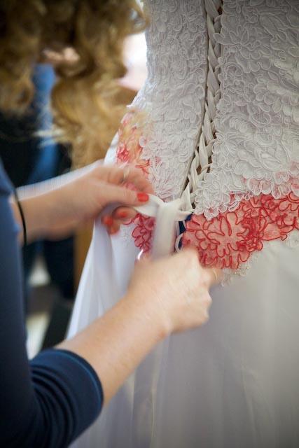 Bell Wedding Dress