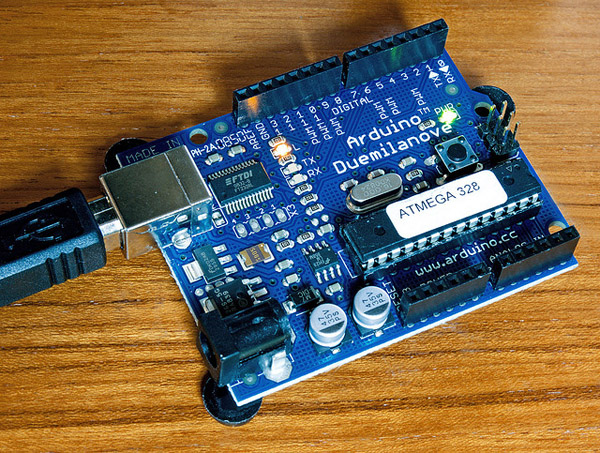 Why is arduino a hit make