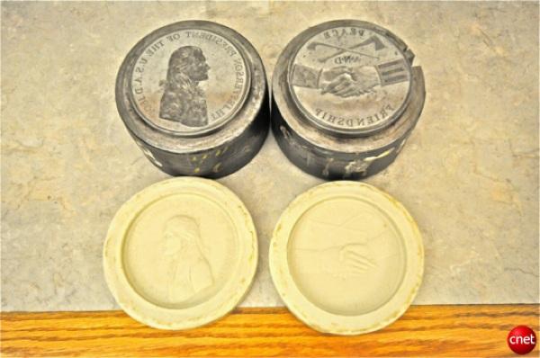 Jefferson Medal Dies 540X359