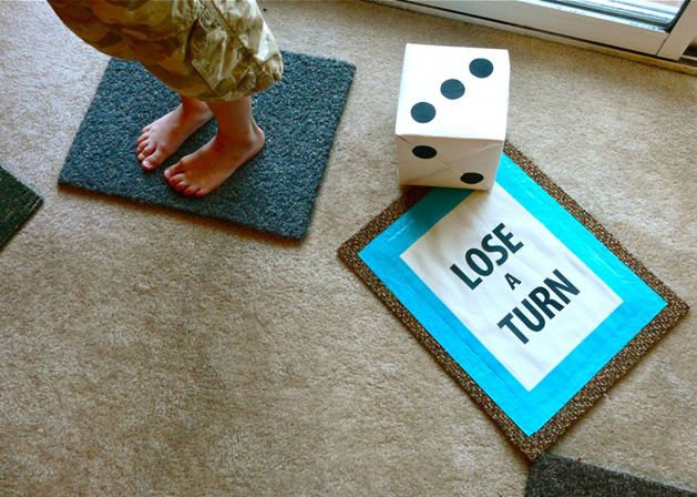 How-To: Make a Big-As-Life Board Game | Make: