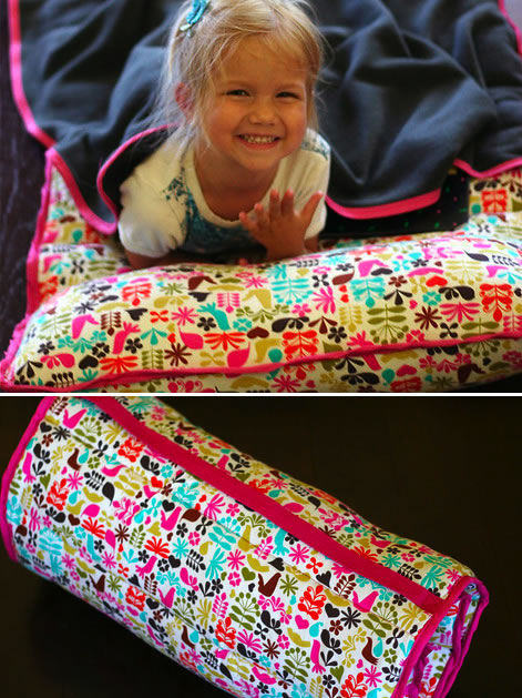 How To Roll Up Nap Mat With Pillow And Blanket Make