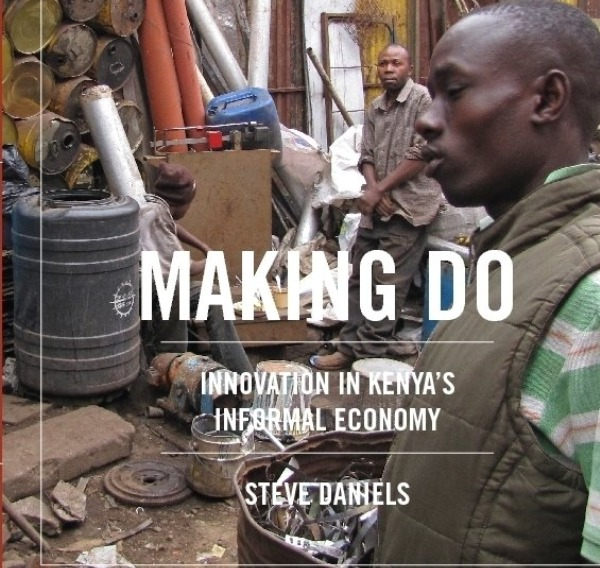 Making Do Cover