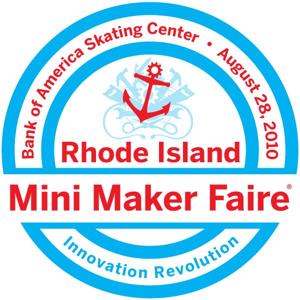 Maker Faire RI Badge